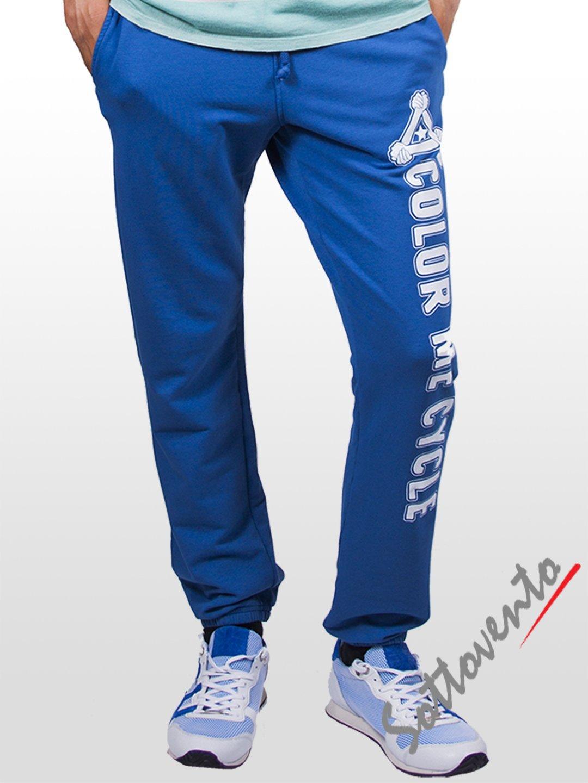 Брюки спортивные синие Cycle Men MPT162/TD