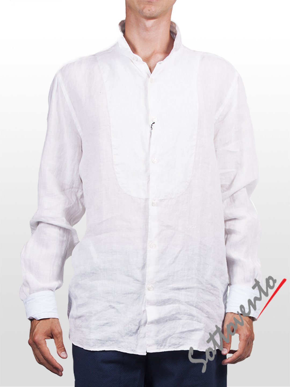 Рубашка белая Cycle Men MCM150.