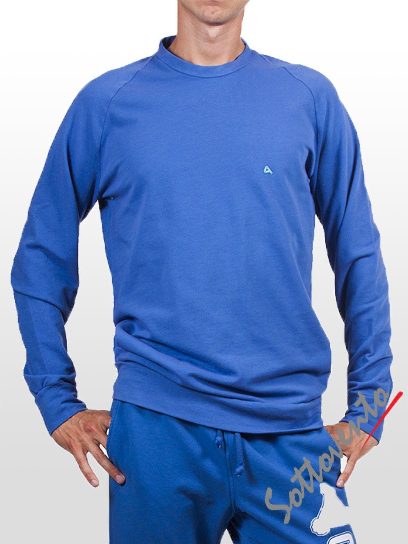 Поло синий Cycle Men MFL051.
