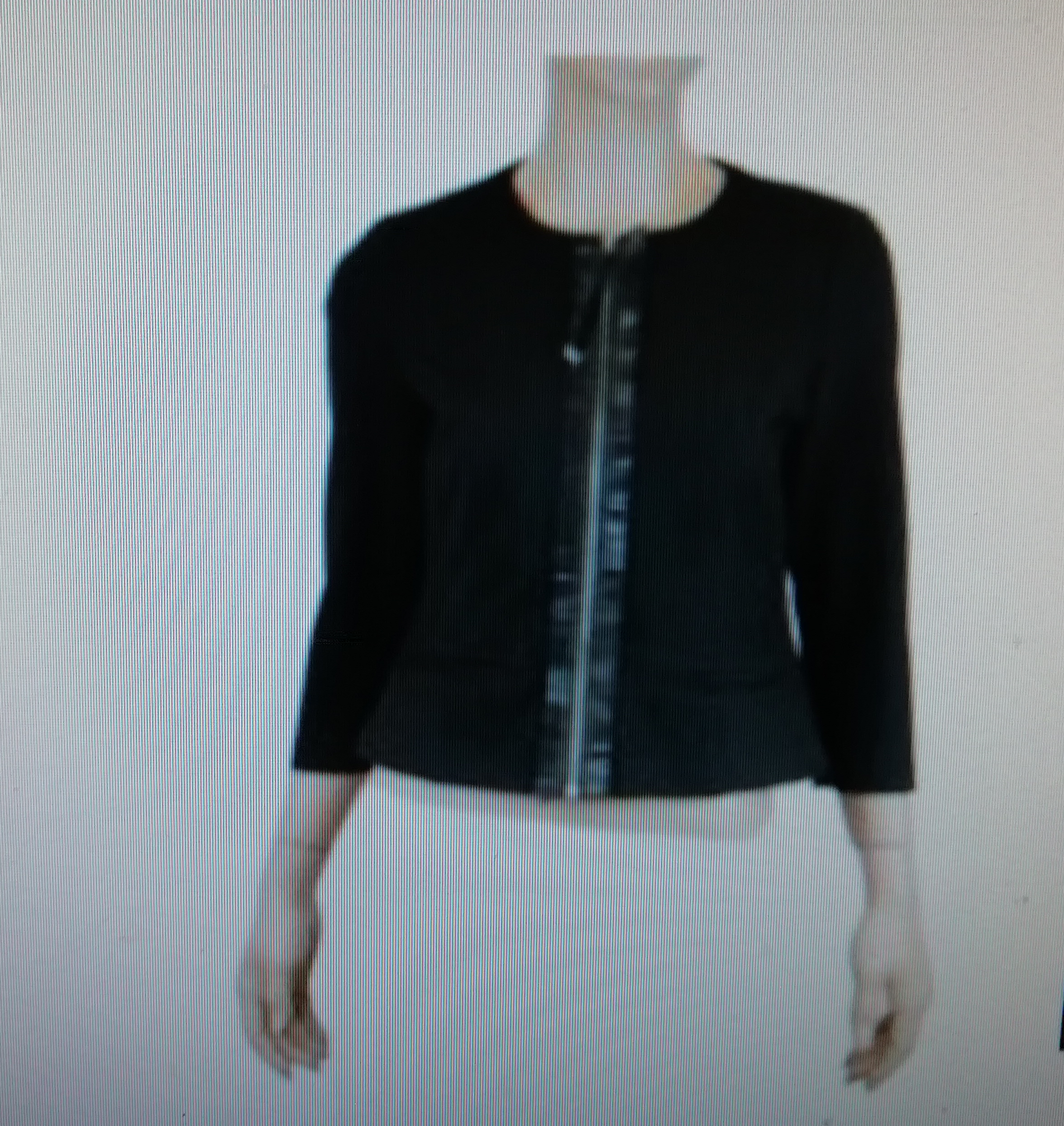 Пиджак на молнии арт.6106 K.Effe