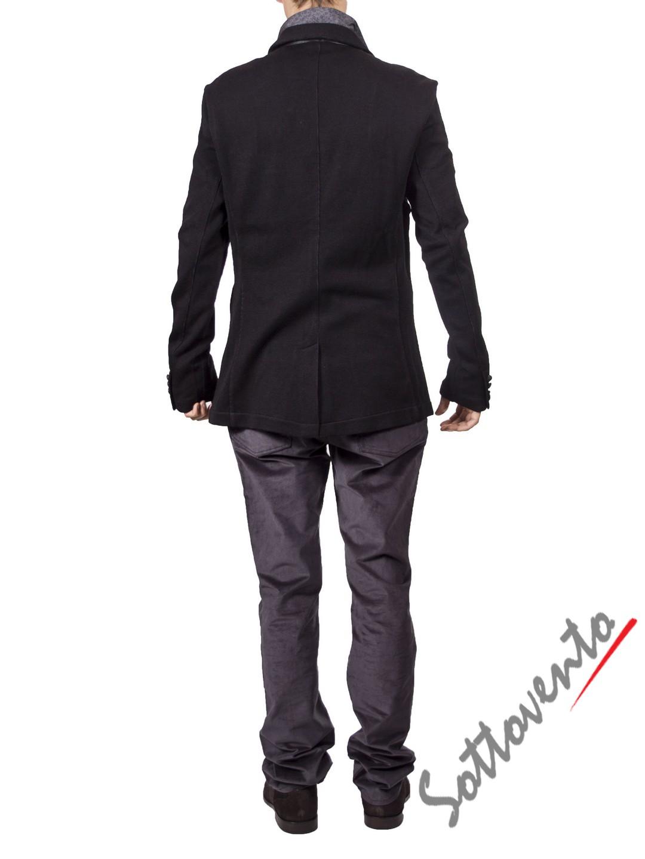 Пиджак  чёрный Varvatos K2037. Image 4