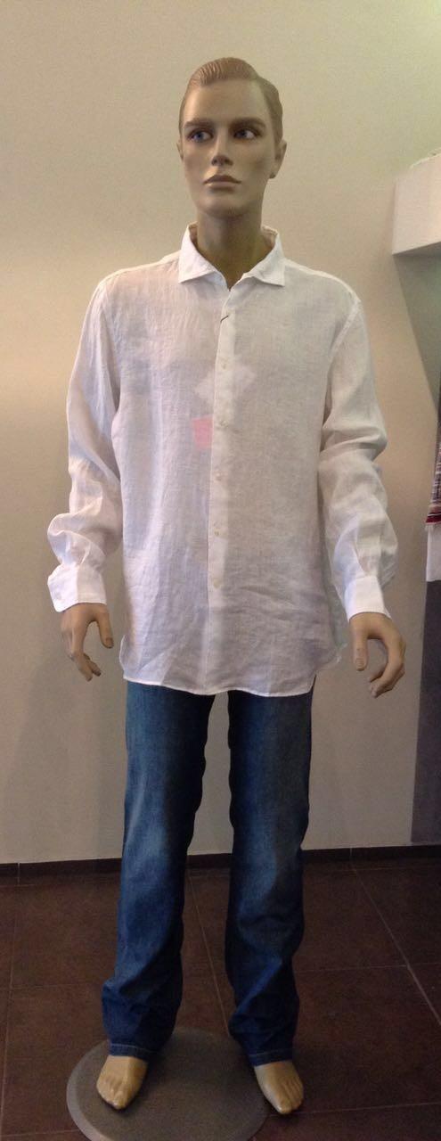 Рубашка белая MC2 арт.01C3