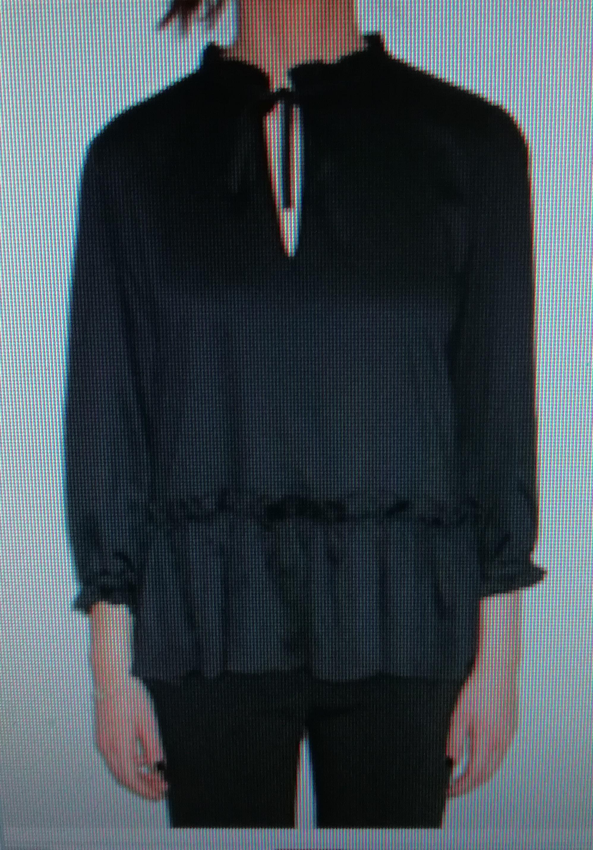 Блузка черная арт.МР500 M.Grace