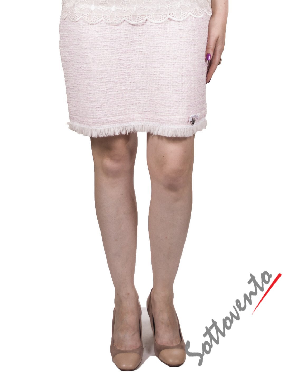 Юбка  розовая Blugirl Folies 8758.