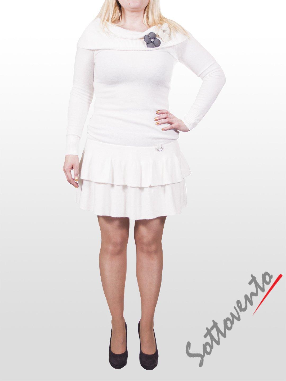 Платье белое  Blugirl Folies 8817.