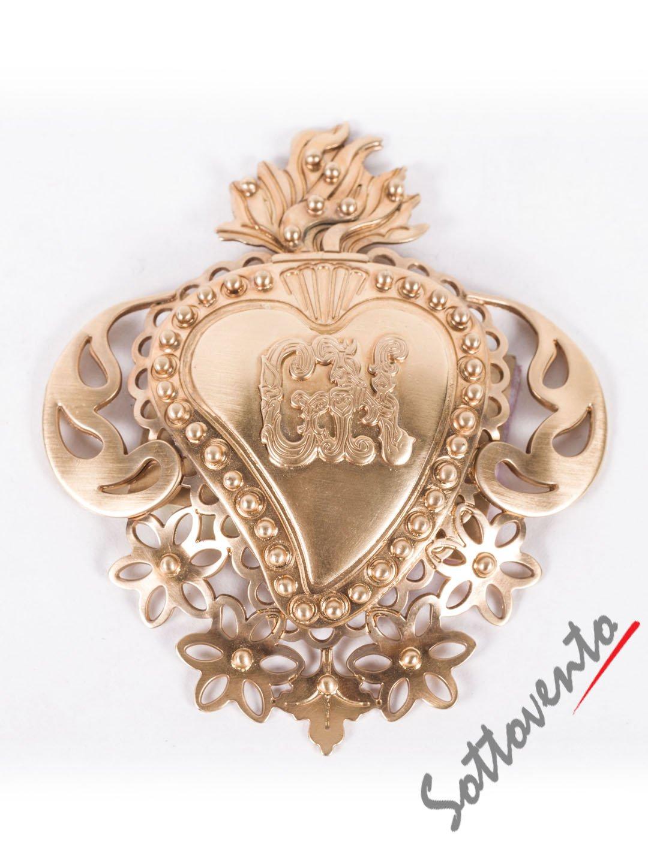 Брошь золотая  Gaetano Navarra 2911.