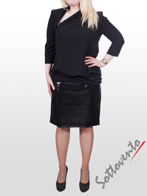 Платье чёрное  Gaetano Navarra 2095.
