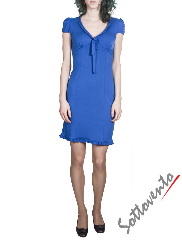 Платье синее   Blugirl Folies 3932.