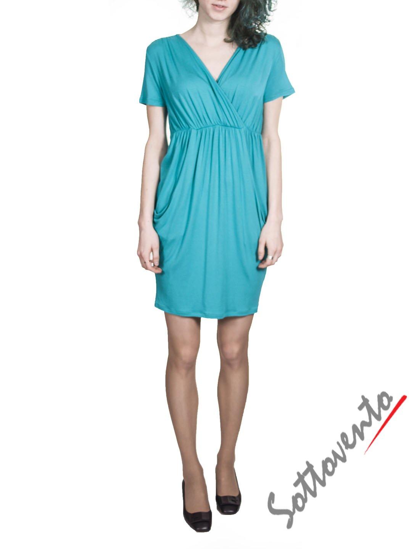 Платье бирюзовое Blugirl Folies 3934.