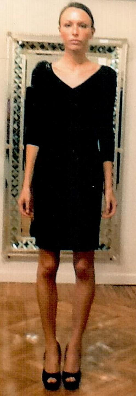 Платье чёрное 3936. Blugirl Folies