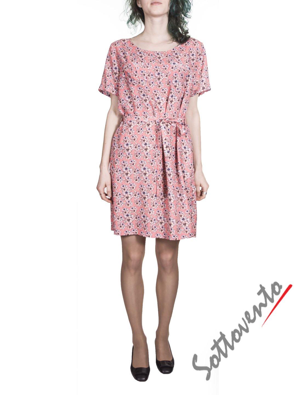 Платье  розовое Blugirl Folies 3918.