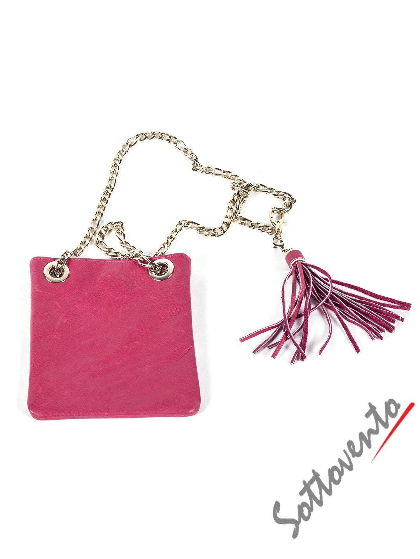 Пояс розовый  Blugirl Folies 3007.