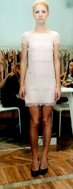 Платье розовое  Ki6? Who are you? АВ70.