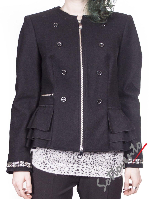Пиджак чёрный  Blugirl Folies 0610.