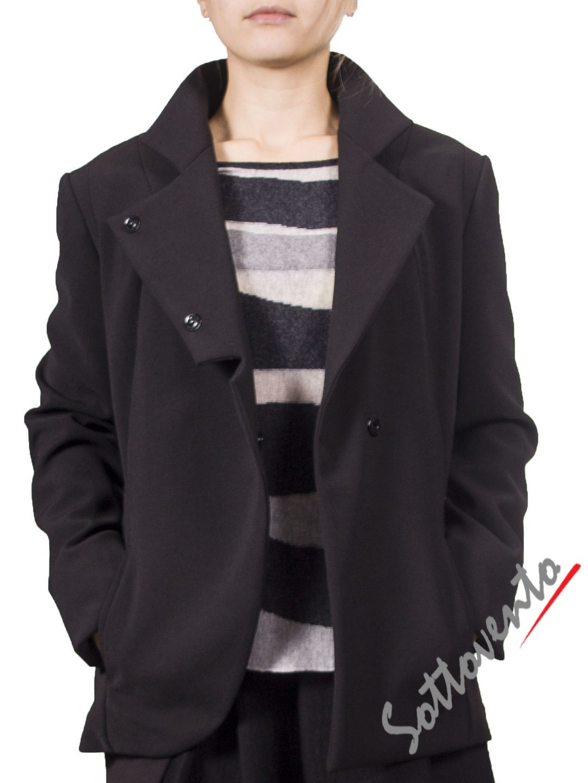 Пиджак черный MALLONI 50113.