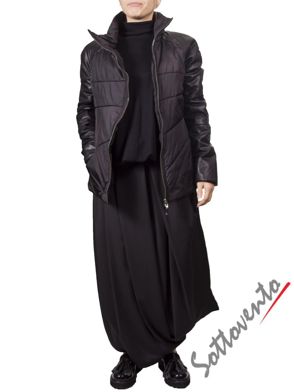 Куртка  чёрная MALLONI 50102.