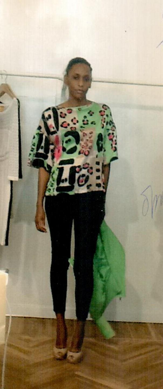 Рубашка цветная KI6? Who are you? СM14