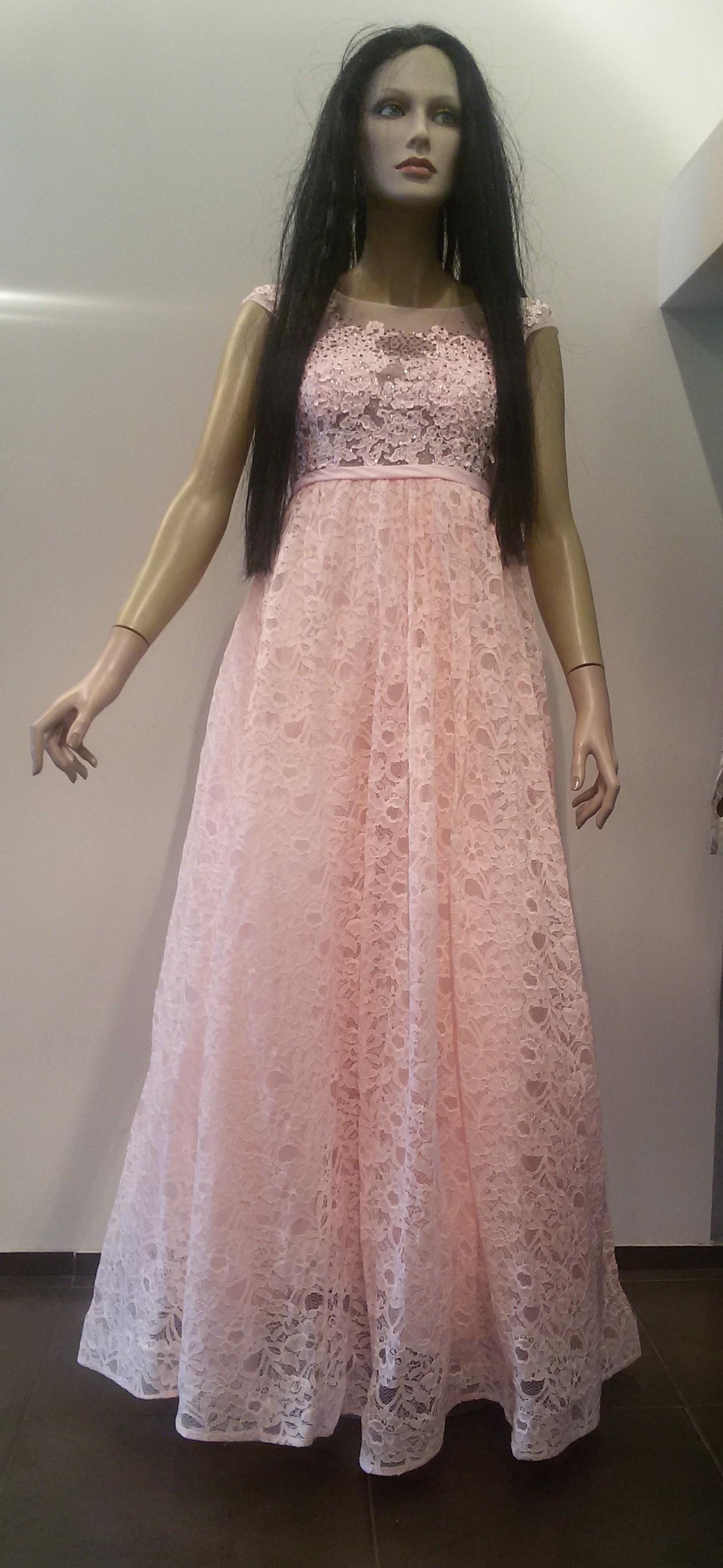 Платье розовое EPATAGE