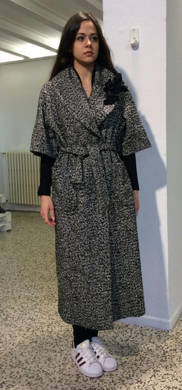 Пальто серое I.Marras 119114