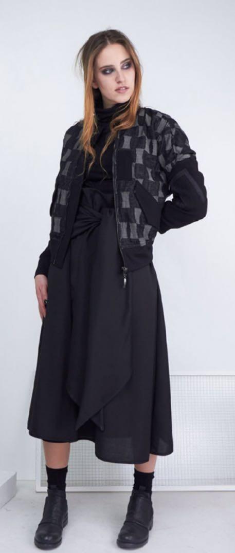 Куртка черная Malloni 184027