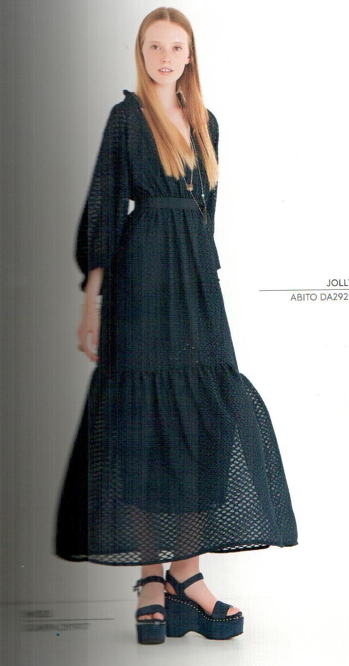 Платье темно-синее Ottod`Ame арт.2923