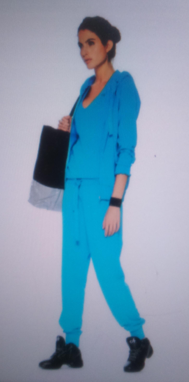 Спортивный костюм бирюзовый  DEHA арт.52741