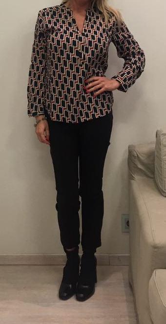 Блуза  ANONYME арт.U17FТ029