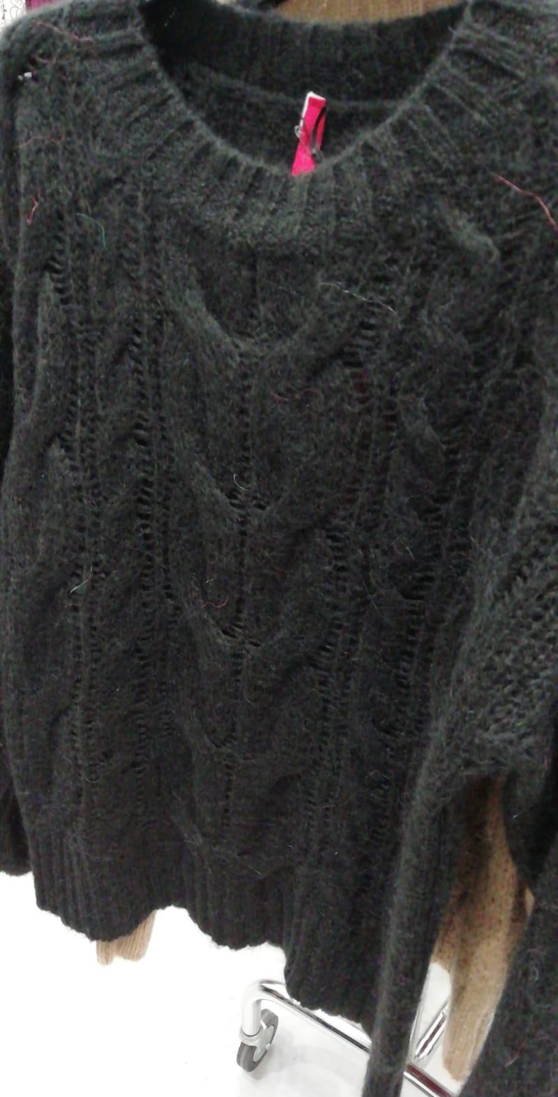 Свитер черный арт.MG45344084 Imperial