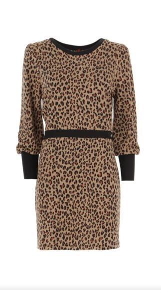 Платье тигр арт.AZQ7W1X Imperial