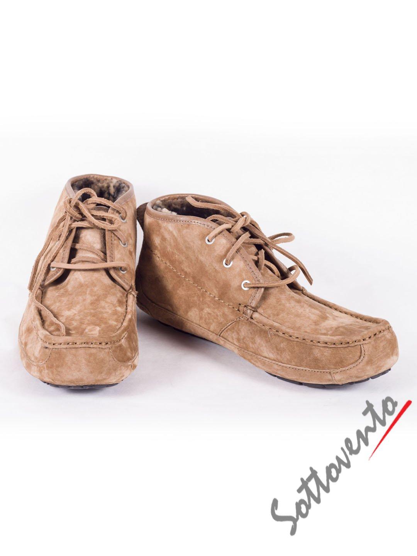 Ботинки светло-коричневые UGG 1003526