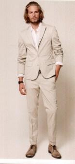 Пиджак белый  Ermanno Scervino Street 101. Image 0