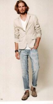 Пиджак белый  Ermanno Scervino Street 101. Image 1