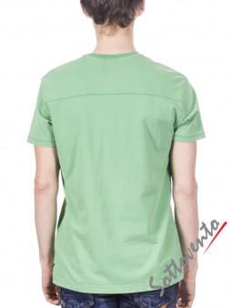Футболка зеленая  Armani J T6H26SQ Image 1