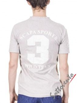 Футболка серая Scapa Sport 3SMYQINC3JERS Image 1