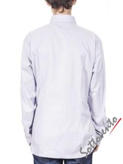 Рубашка светло-серая COMO FIRENZE  Giovanni Rosmini Image 1