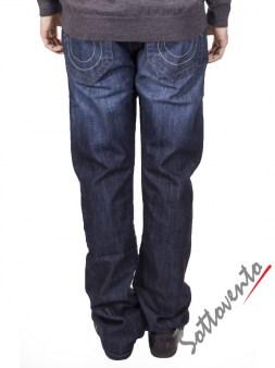 Джинсы синие True Religion MJA800OM Image 1