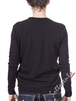 Свитер черно-серый  Richmond 2219. Image 1
