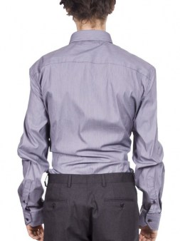 Рубашка  серая  Richmond 3441. Image 1