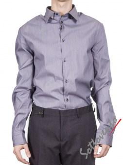 Рубашка  серая  Richmond 3441. Image 0