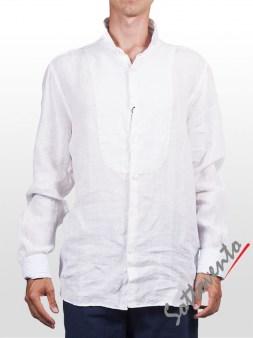 Рубашка белая Cycle Men MCM150. Image 0