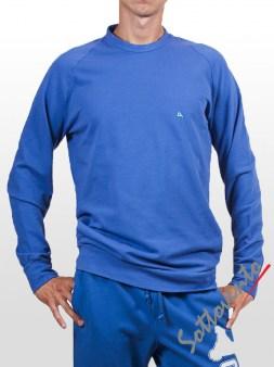 Поло синий Cycle Men MFL051. Image 0