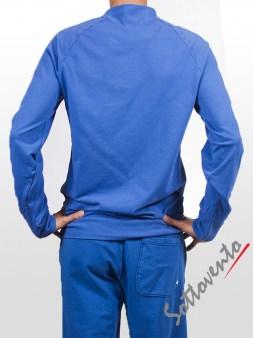 Поло синий Cycle Men MFL051. Image 1