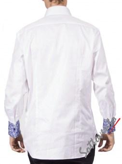 Рубашка  белая Giovanni Rosmini PIAVEW020. Image 1