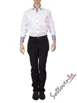Рубашка  белая Giovanni Rosmini PIAVEW020. Image 2