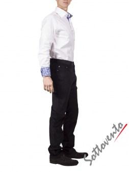 Рубашка  белая Giovanni Rosmini PIAVEW020. Image 3