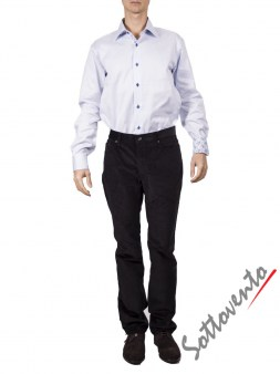 Рубашка белая  Giovanni Rosmini ALASKA327. Image 1