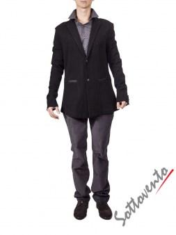 Пиджак  чёрный Varvatos K2037. Image 2