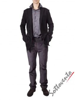 Пиджак  чёрный Varvatos K2037. Image 5
