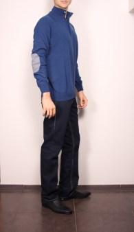 Свитер синий Panicale Cashmere Image 2