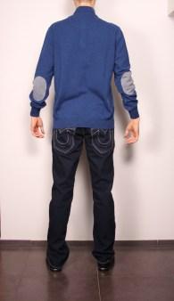 Свитер синий Panicale Cashmere Image 1